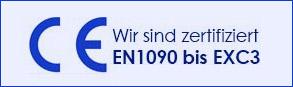 CE EN1090 - EXC3