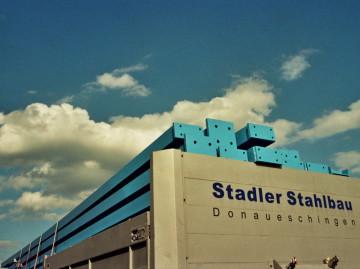 Profil der Stadler Stahlbau