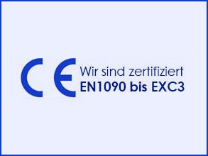 CE EN 1090 bis EXC3
