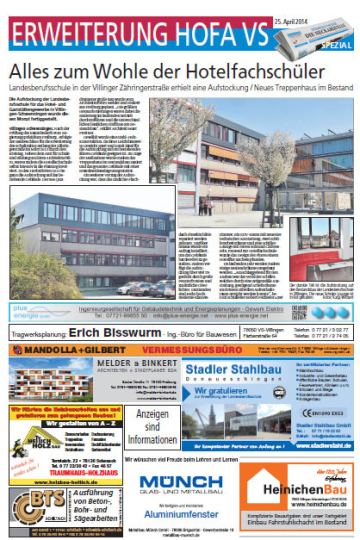 Artikel Südwest Presse Teil 1