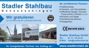 Anzeige Stadler Stahlbau